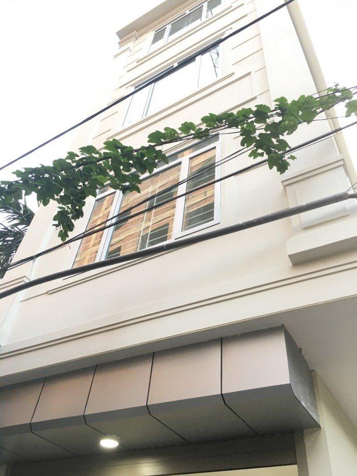 Bán nhà đẹp 4T*40m2, MT 5m, Ngọc Đại- ngay ngã tư Vạn Phúc - Hà Đông