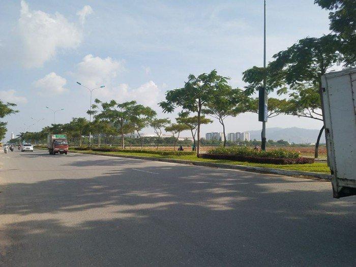 Bán đất đường 45m Minh Mạng thông ra đường biển Trường Sa, gần bãi tắm Sơn Thủy