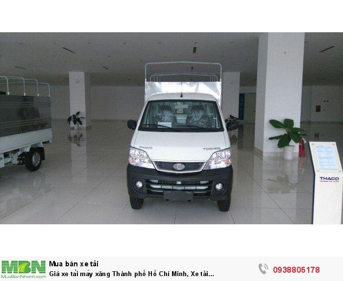 Giá xe tải máy xăng Thành phố Hồ Chí Minh, Xe tải 500kg,900kg,990kg, giá rẽ, vay ngân hàng trả góp.