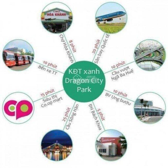 Đầu tư ngay KĐT Dragon Smart City, cơ hội sở hữu view hồ sinh thái Trung tâm Tây Bắc. Liên Chiểu