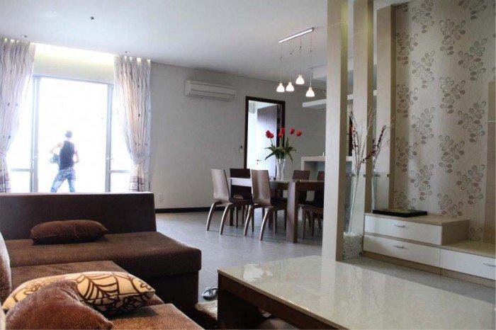 Cho thuê chung cư Sao Mai, Quận 5