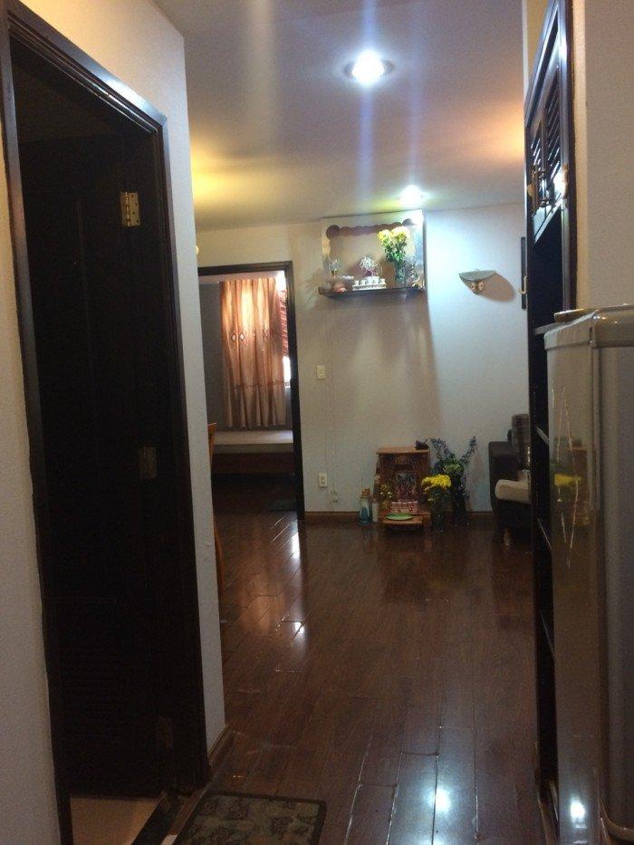 Cho thuê căn 2 phòng ngủ,full nội thất, căn hộ chung cư Screc Town Quận 3