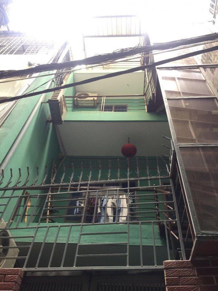Nhà bán Bùi Viện – Cống Quỳnh, DTSD 135m2