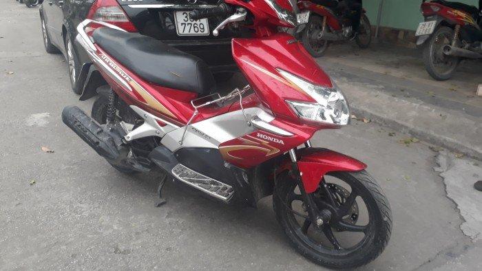Bán Honda Airblade 2010, FI, nguyên bản, chính chủ, màu đỏ
