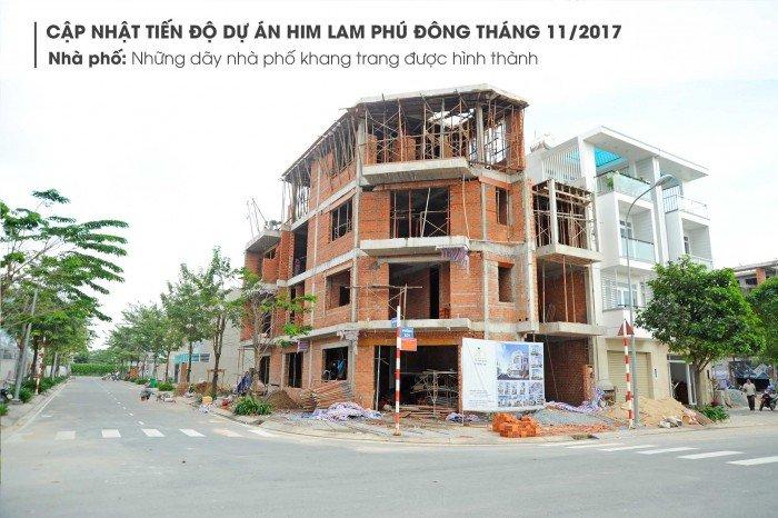 Cần tiền Tết, bán gấp nền B3-02 và B3-03 Him Lam Phú Đông, 105m2