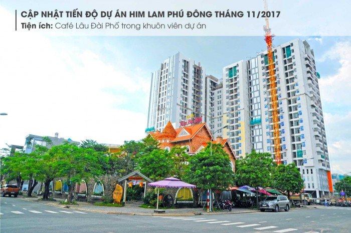 Do hết khả năng thanh toán cần bán căn hộ Penhouse Him Lam Phú Đông