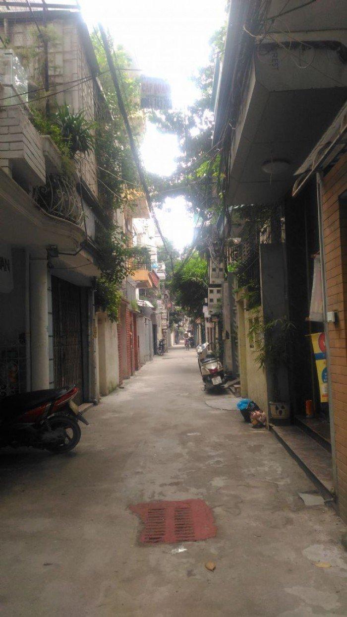 Bán nhà Ngụy Như Kon Tum 2.05 tỷ, 4 tầng, ô tô đỗ cửa.