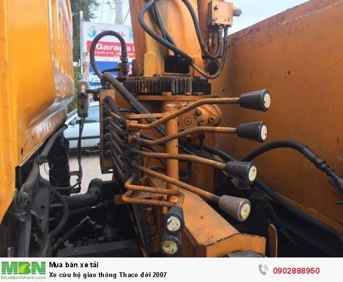 Xe tải cứu hộ giao thông Thaco đời 2007 2