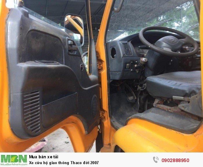 Xe tải cứu hộ giao thông Thaco đời 2007 3
