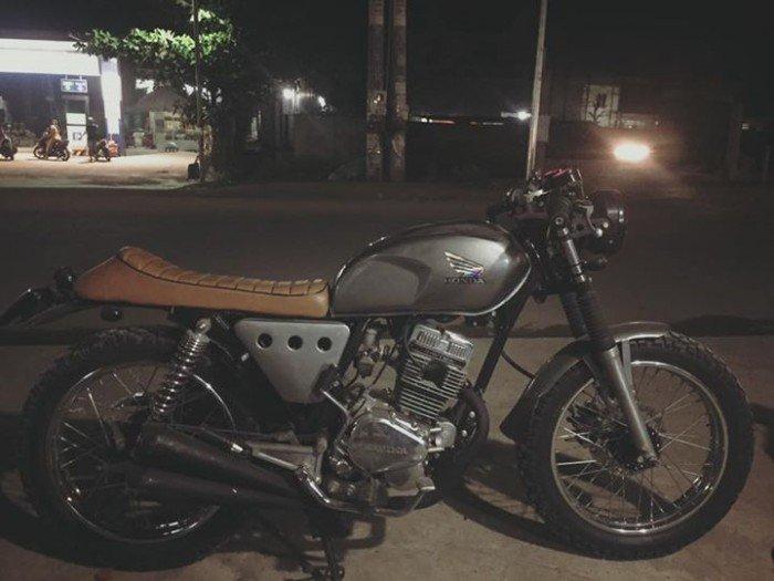 Cubtom 125cc ( lên 150 cc) Cafe Racer: