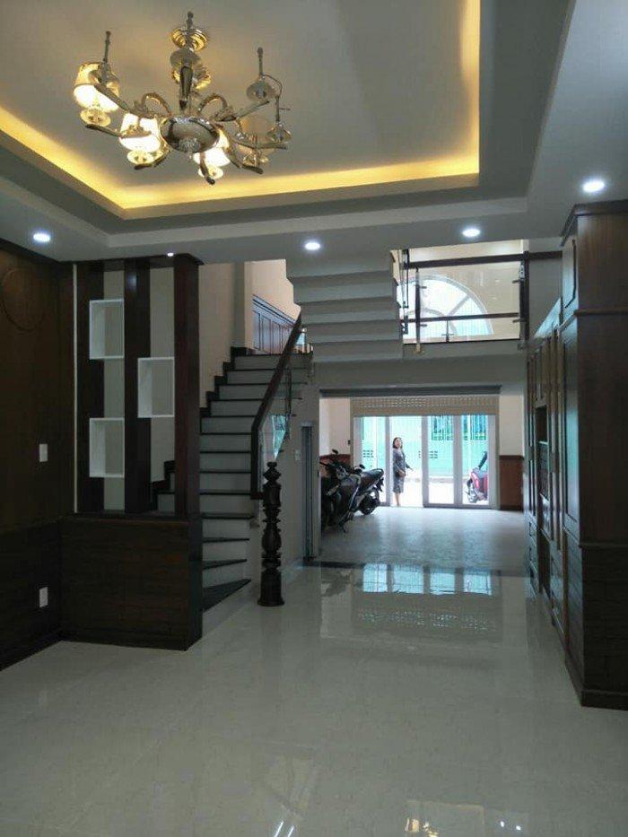 Bán nhà Cộng Hòa(Khu K300), 80m2, 4 lầu, kinh doanh tốt, HXH 8m