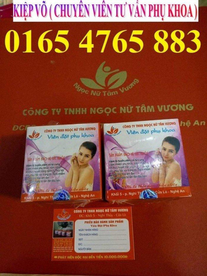 Nhất tố nữ sản phẩm hỗ trợ điều trị bệnh phụ khoa4
