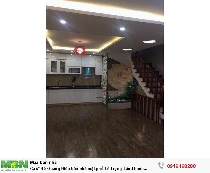 Bán nhà mặt phố Lê Trọng Tấn.Thanh Xuân 110m2.3 tầng