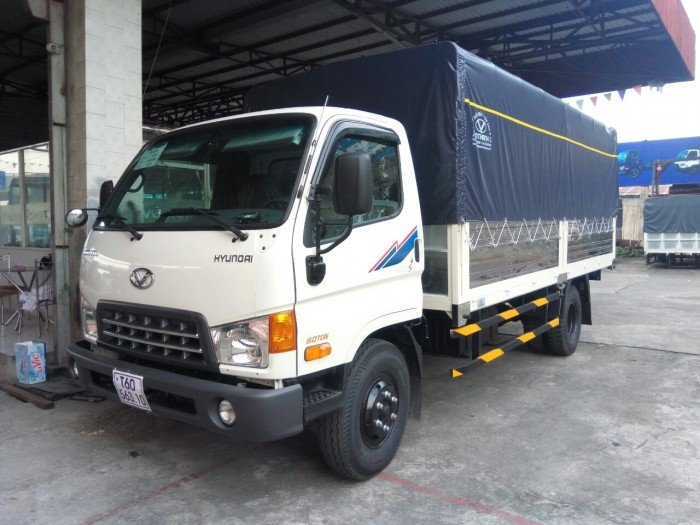 Bán xe tải hyundai HD120SL – hyundai 8T – xe tai 8T, hỗ trợ vay trả góp 90% giá trị xe