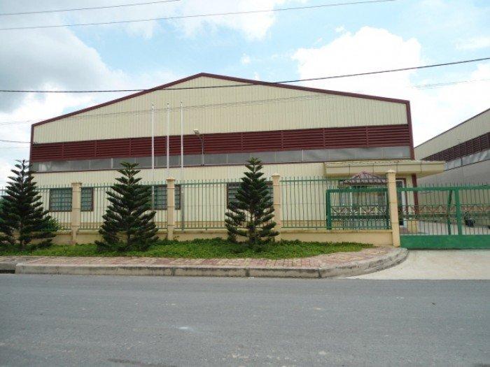 Cho thuê xưởng sx 2000m2 tại khu công nghiệp Bình Xuyên 2 Vĩnh Phúc