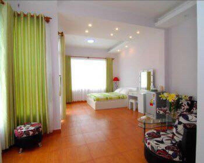 Cho thuê căn hộ dịch vụ full nội thất Tân Quy, quận 7