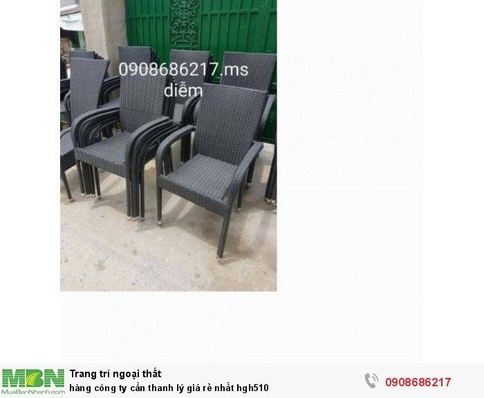 hàng công ty cần thanh lý giá rẻ nhất hgh5100