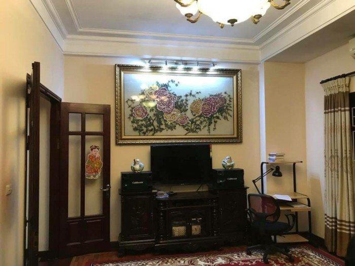 Nhà phân lô, Nguyễn Khang Cầu Giấy. 68m2, 5 tầng, MT 6m, gara ô tô
