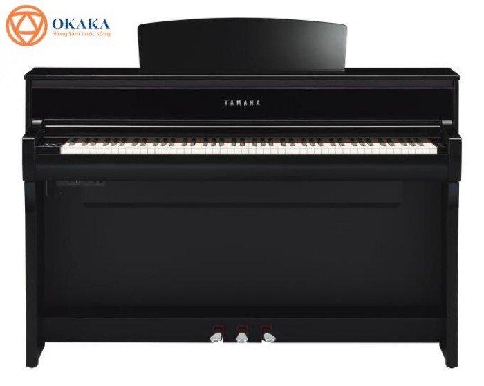 Đàn piano điện Yamaha CLP-675 dòng Clavinova – OKAKA Music1