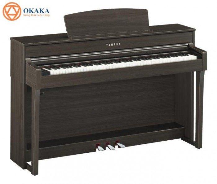 Đàn piano điện Yamaha CLP-645 dòng Clavinova – OKAKA Music1
