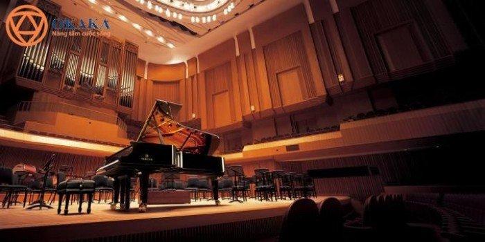 Đàn piano điện Yamaha CLP-645 dòng Clavinova – OKAKA Music3