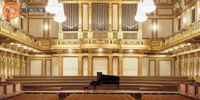 Đàn piano điện Yamaha CLP-645 dòng Clavinova – OKAKA Music4