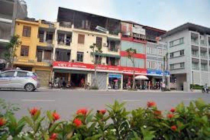 Bán nhà mặt phố kiểu mẫu Lê Trọng Tấn – 110m2 x 3 tầng