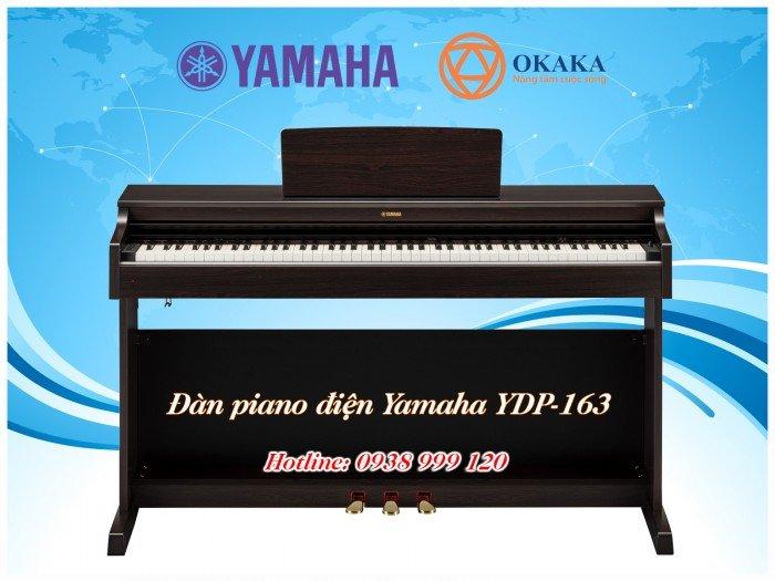 Đàn piano điện Yamaha YDP-163 dòng Arius – OKAKA Music0