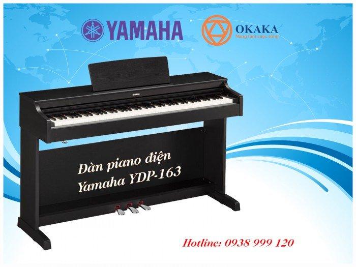 Đàn piano điện Yamaha YDP-163 dòng Arius – OKAKA Music2