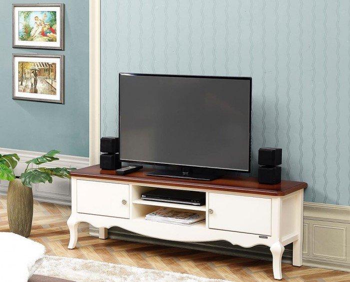 Kệ tivi phòng khách tân cổ điển | kệ trang trí nhập khẩu7
