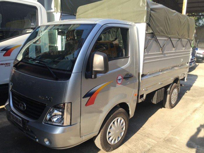 Bán xe TaTa 1.2 tấn giá 302 triệu nhập khẩu từ Ấn Độ, tiêu thụ 5l/100km.
