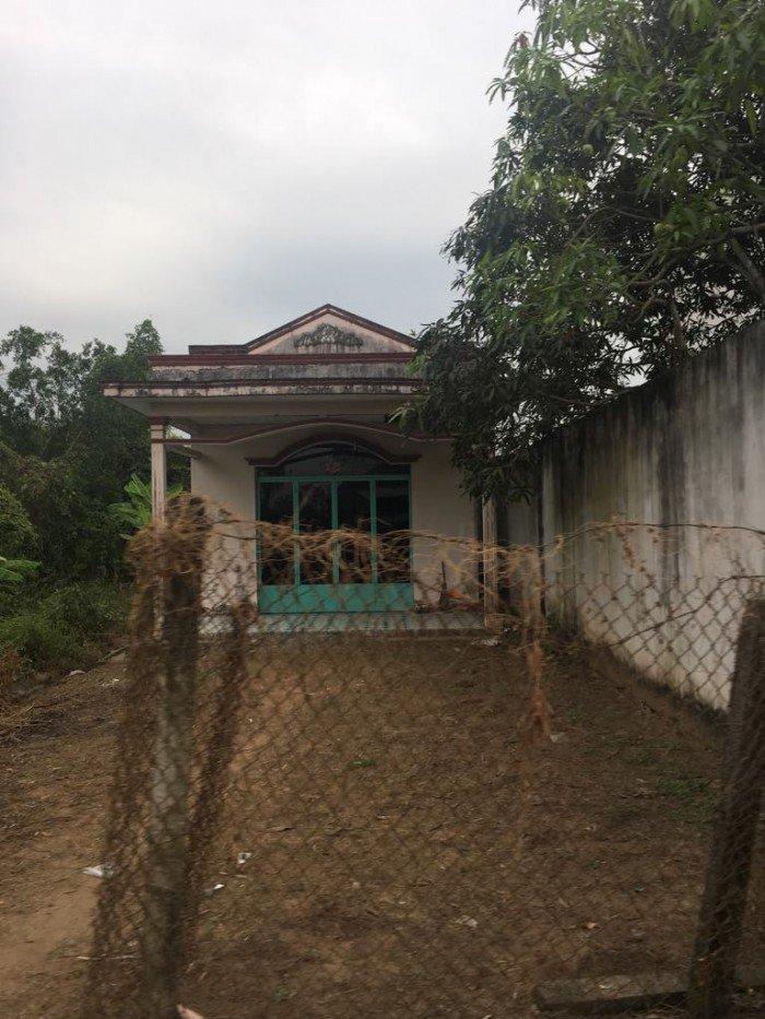 Bán đất và nhà ở MT Hương lộ 11 628m2 Bình Chánh giá rẻ bèo