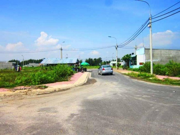 Bán 2 lô đất nền mặt tiền khu vực Chí Linh, Tp.Vũng Tàu