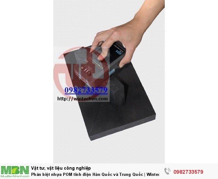 Phân biệt nhựa POM tĩnh điện Hàn Quốc và Trung Quốc0