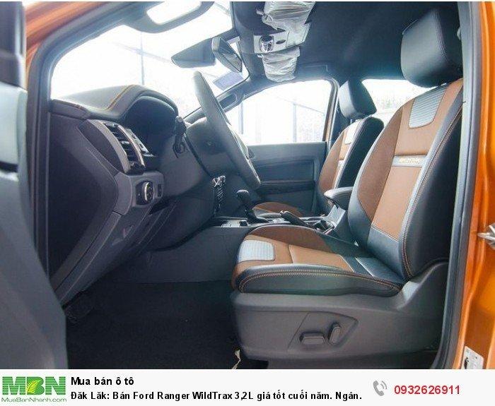 Đăk Lăk: Bán Ford Ranger WildTrax 3,2L giá tốt cuối năm. Ngân hàng 24 h 4