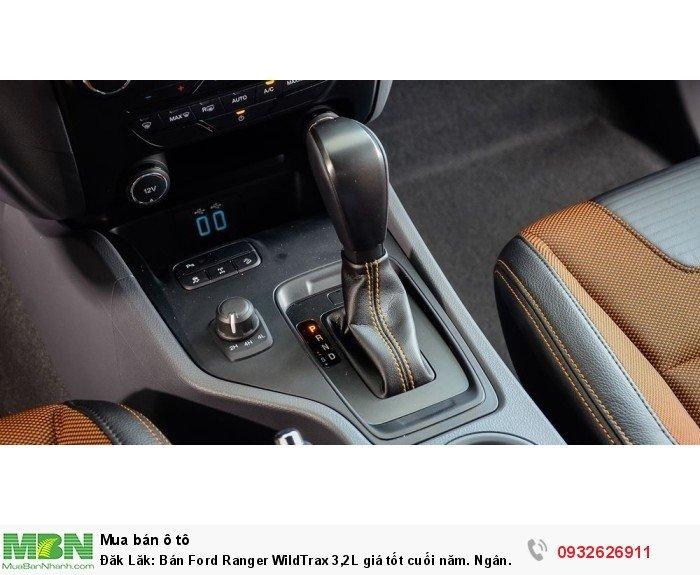 Đăk Lăk: Bán Ford Ranger WildTrax 3,2L giá tốt cuối năm. Ngân hàng 24 h 5