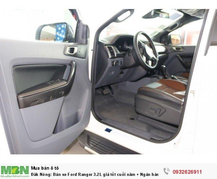 Đăk Nông: Bán xe Ford Ranger 3.2L giá tốt cuối năm + Ngân hàng 24 h