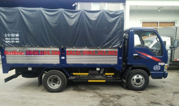 Bán xe tải isuzu 3.5 tấn thùng 4m3 giá rẻ tại Đồng Nai 1