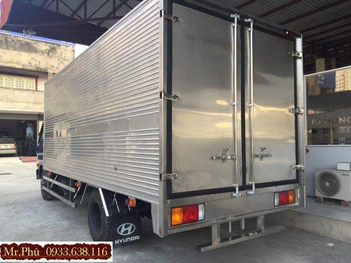 Bán xe tải Hyundai HD99 tải trọng 6,5 tấn.