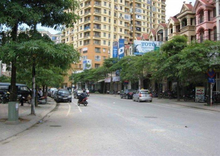 Bán đất Trung Kính 70 m2 mặt tiền 5m