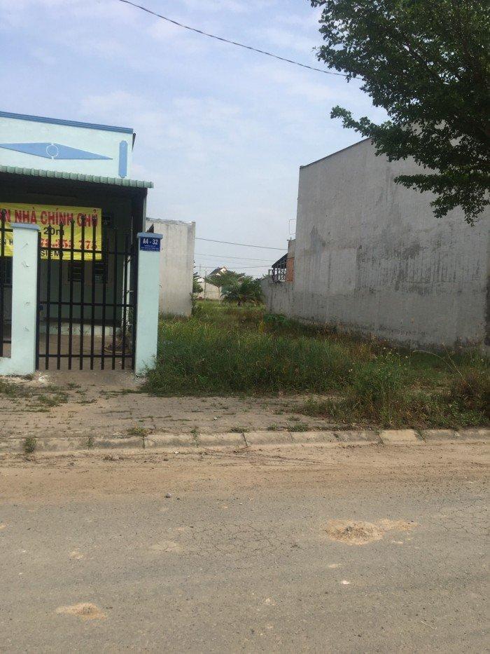 Chính chủ cần bán gấp lô đất 5x20 - SHR - Ngay chợ Xuân Thới Thượng
