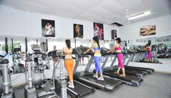 Cho thuê mặt bằng kinh doanh phòng tập Gym, Yoga, eorobic