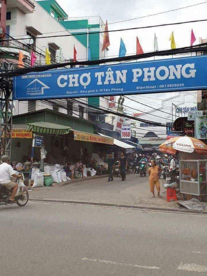 Bán đất phường Tân Phong- Biên Hòa- Đồng Nai, xây ở hoặc kinh doanh