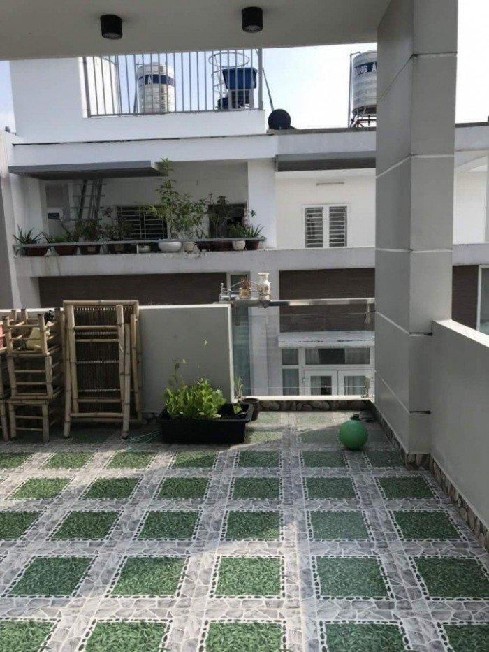 Nhà 1trệt 3lầu Bùi Quang Là, phường 12, quận Gò Vấp.168.5m2 sử dụng bán