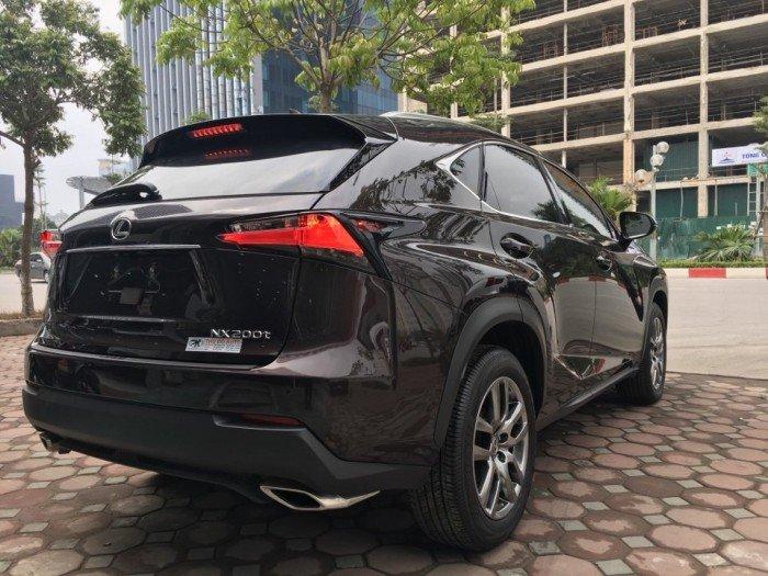 Lexus NX200t Fsport 2017 nhập khẩu nguyên chiếc từ Mỹ. Tiêu chuẩn số 1 thế giới