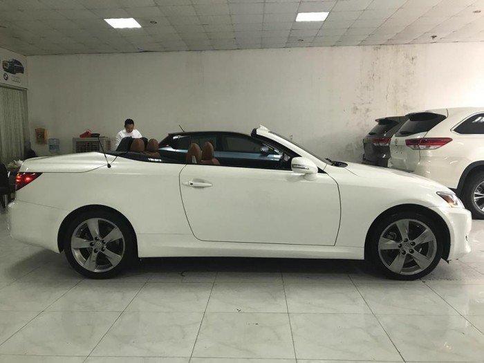 Lexus IS 250C sản xuất năm 2010 Số tự động Động cơ Xăng