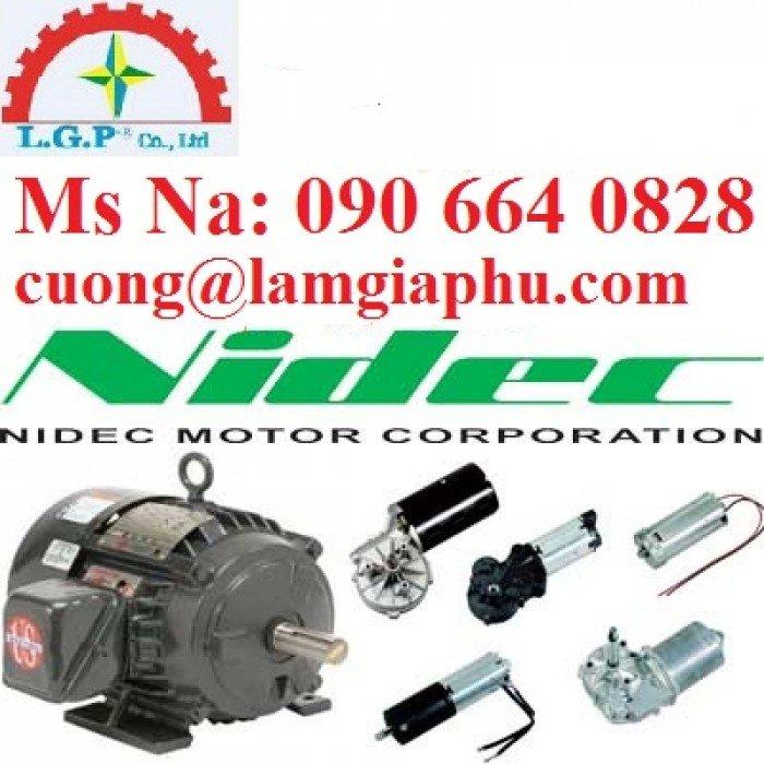 ĐẠI LÍ PHÂN PHỐI Nidec Motors & Actuators TẠI VIỆC NAM