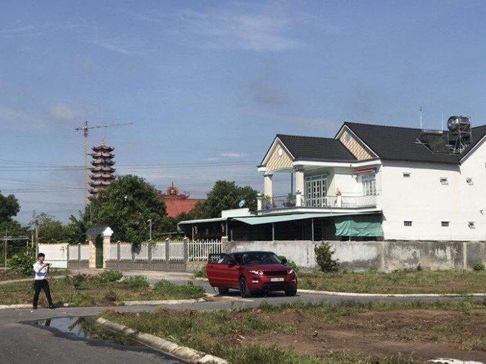 Bán đất biệt thự, Quận 2, Bình Trưng Đông, 180m2, sổ sách đầy đủ