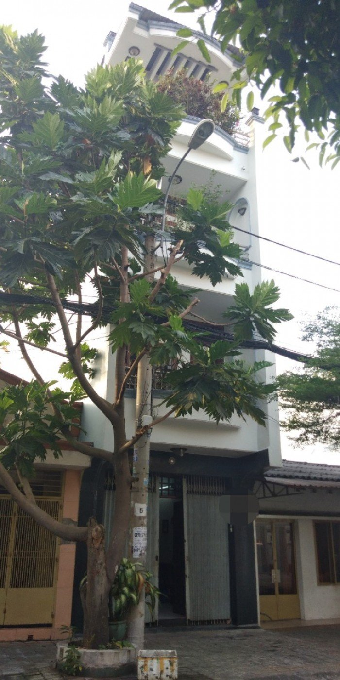 Bán nhà 1trệt 3 lầu mt đường 2 Phước Bình quận 9.
