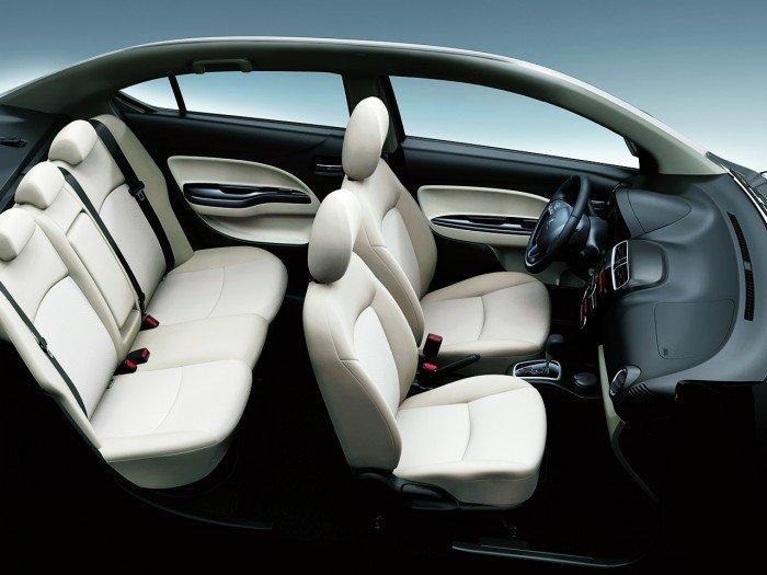 Mitsubishi Attrage sản xuất năm 2017 Số tự động Động cơ Xăng